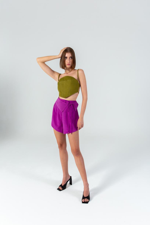 shorts colar iury costa